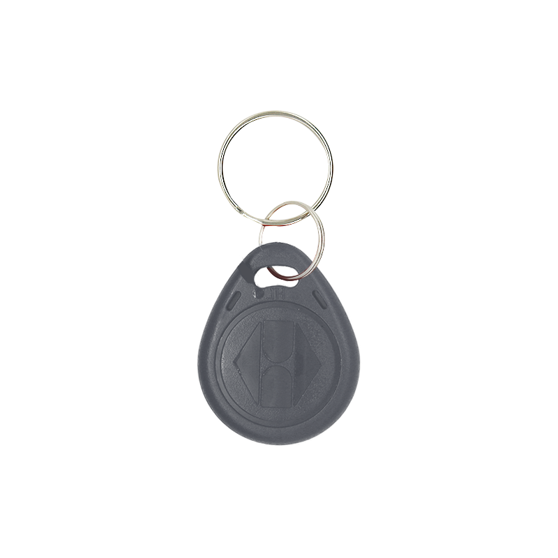 50PCS RFID 125KHZ Readable Authorized Access Card Keychain TK4100 EM4100 Keychain Badge Tag