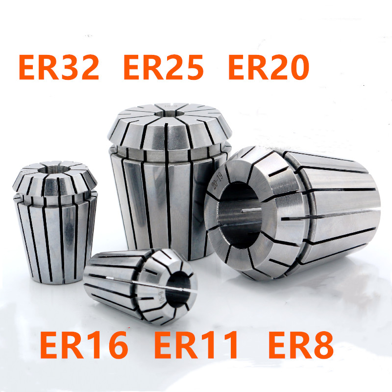 1pcs ER32 16 mm precision collet for CNC milling lathe tool and spindle motor
