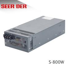 800W 1000W 24 volt ac dc power supply 800w 12V 24V 36V 48V led switching power supply