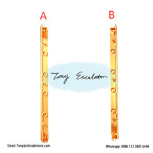 LGDSA3000583 Escalator Plastic Demarcation Yellow Type A or B