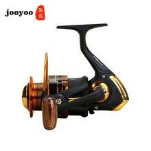 5.2:1 High Speed Fishing Reel Series 12+1BB Fishing Reel Fishing Gear Metal Rocker Fishing Reel Fishing Line Spinning Wheel 12 1bb 5 2 1 full metal spinning fishing reel super amg3000