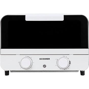Xiaomi Youpin Circle agd agd elektryczny Mini automatyczny piekarnik domowy toster piec do pizzy piekarnia 220V tanie i dobre opinie 11-20l 800 w 220 v Halogen oven Poziome STAINLESS STEEL Sterowanie czasowe mechaniczne
