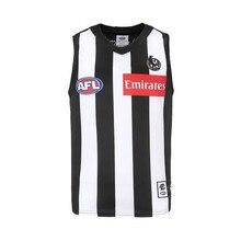 AFL COLLINGWOOD MAGPIES Мужская футболка, размер S-3XL, принт с именами и цифрами, высокое качество