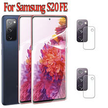 For Samsung S20 FE Hydrogel Film Galaxy S20 FE Protective Film S 20 Plus ultra Screen Protector Samsung Galaxy S20fe Not Glass