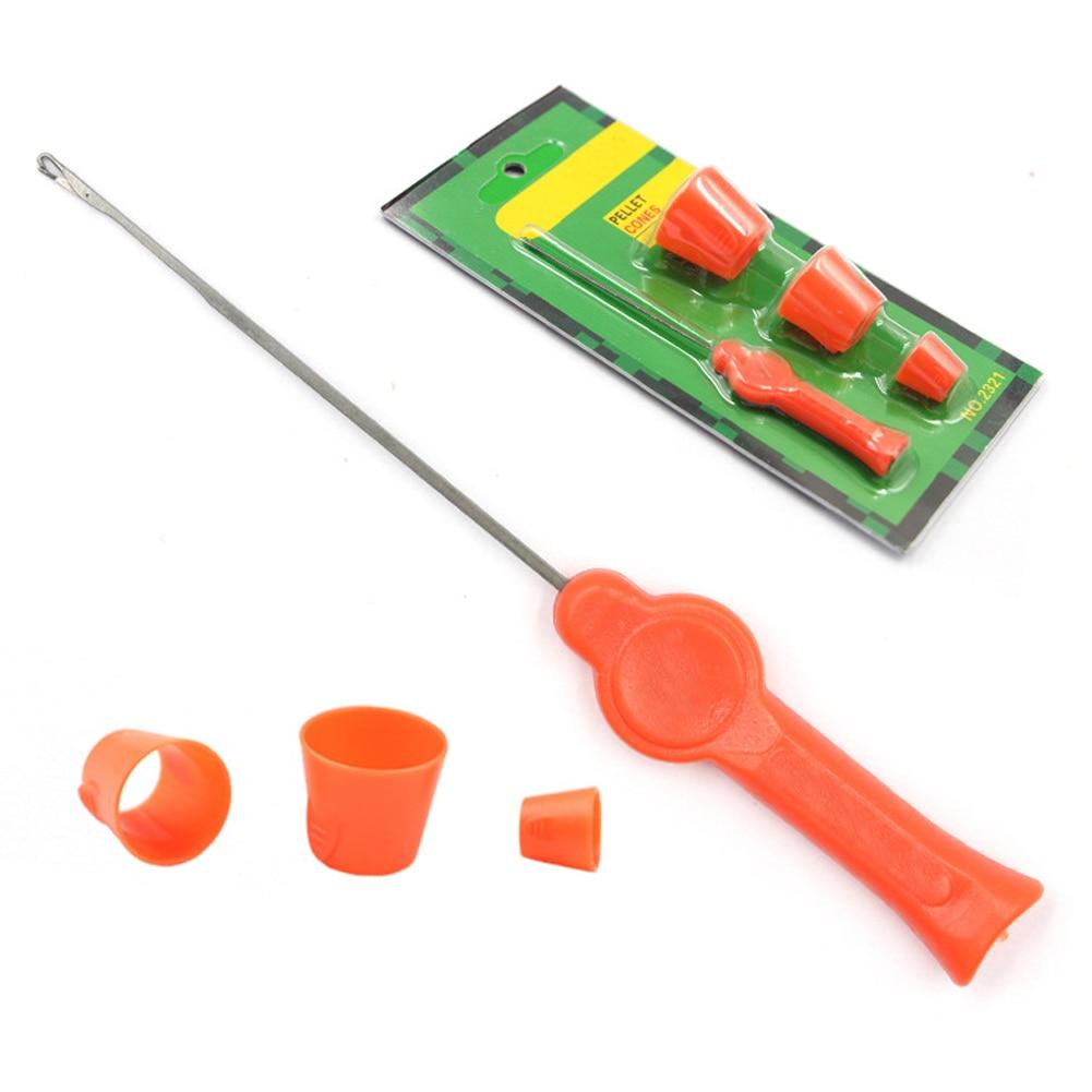 1 Set Carp Fishing Method Feeder Fishing Carp Feeder Bait Holder Groundbait Rocket Pellet Cage Basket Tackle Equipment Dropship