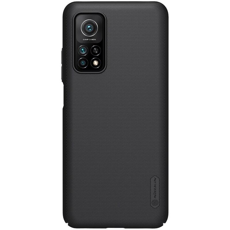 Для Xiaomi Mi 10T Pro Чехол NILLKIN матовый жесткий пластиковый чехол-накладка чехол для Xiaomi Mi10T Pro Mi 10T 5G