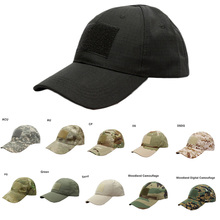Tactical Snapback Stripe Caps Military Army Camo Cap Camouflage Hat Simplicity Outdoor Sport Hunting Cap Hat For Men Women Hats