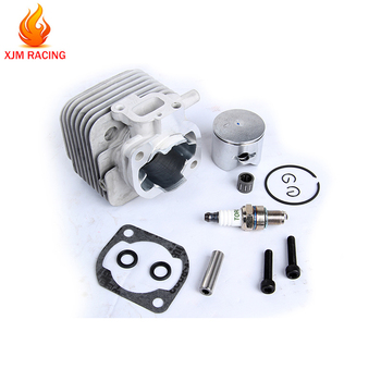 цена на 2 Hole 29cc Engine Set Fit 1/5 Hpi Rofun Rovan Km Baja 5b 5t 5sc Losi 5ive Toy Parts