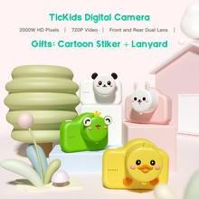 Tickids Цифровая фотокамера для детей 2000 Вт пиксели фото 720p