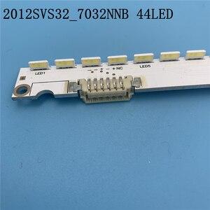 Image 2 - 44LED * 3V 새로운 LED 스트립 2012SVS32 7032NNB 44 2D REV1.0 용 삼성 V1GE 320SM0 R1 UA32ES5500 UE32ES6100 UE32ES5530W