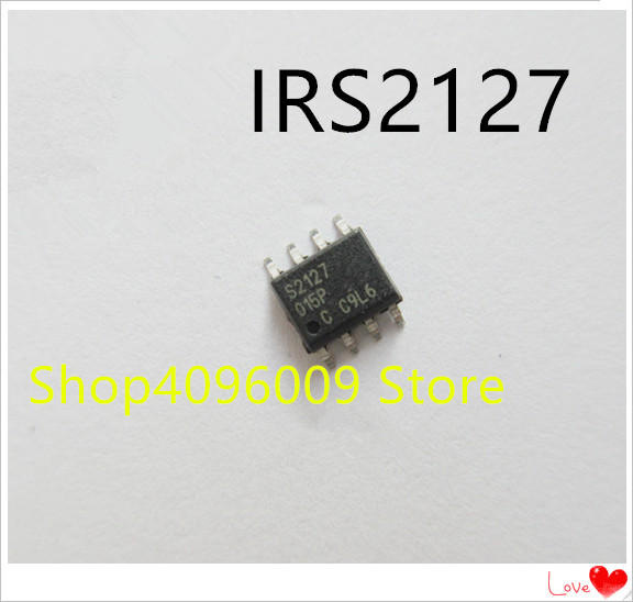 NEW 10PCS/LOT IRS2127STRPBF IRS2127S IRS2127 S2127 SOP-8