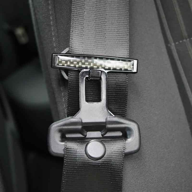 2 pièces/lot attache de Protection de ceinture de sécurité de voiture pour h7 bmw x1 alfa romeo giulietta clio suzuki sv 650 volvo c30 opel zafira b