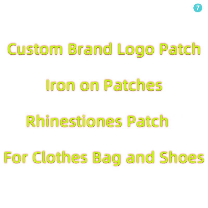 3D нашивки со стразами, модный бренд, логотип, патч, термоклейкие буквы, значки, сделай сам, термоклейкие наклейки для одежды aqqкосе P