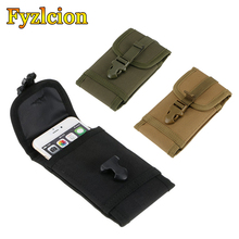 Pouch Phone-Belt Tactical Utility-Bag Molle