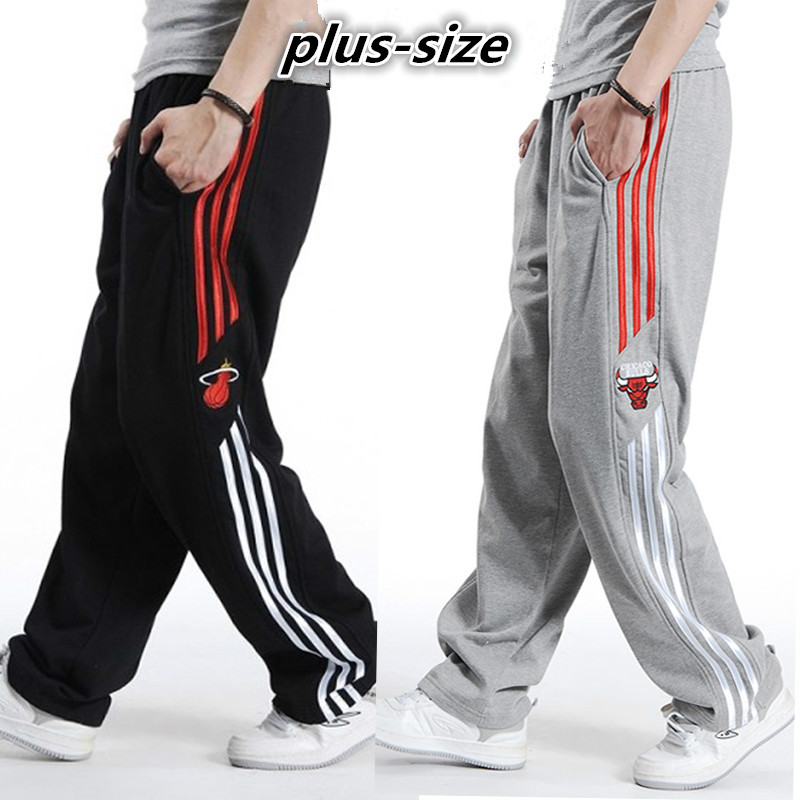 Men Harem Tactica Pants Brand Sagging Military Trousers Pant Plus Size Elastic Waist Elderly Baggy Jogger Sweatpants  Hip Hop