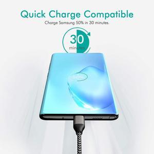 USB C к USB C кабель PD 60 Вт для Samsung S20 10 Note10 9 для IPAD PRO type c зарядный кабель для GOOGLE PIXEL4 3 для Macbook 12