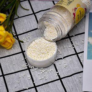 Украшение для торта белый набор для посыпания десерт украшение Сахар съедобный жемчуг
