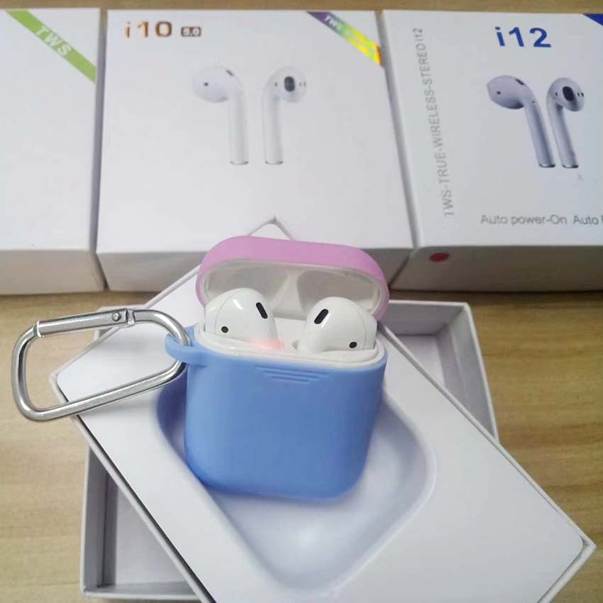 SPECIAL PRICE) For TWS I12 Bluetooth Wireless Headset