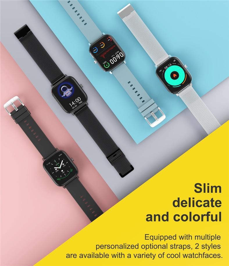 COLMI P8 Pro Smartwatch 1