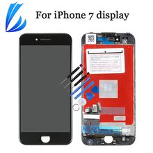 LCD Mobile Phone Replacement For iPhone 7 7g LCD Display Screen Pantal