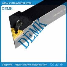 Uchwyt MTJNR2525M22, uchwyt mechaniczny łuk toczenie toczenie zewnętrzne, twarz, tokarka, CNC, dla TNMG2204