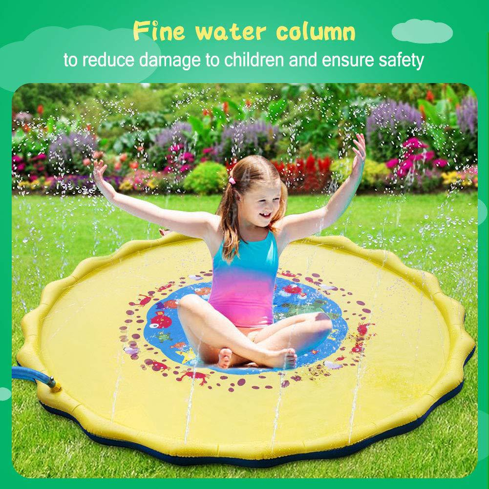 jogo ao ar livre sprinkler brinquedos