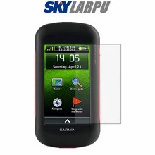 3 Pcs of Screen Protector Guard Cover Shield Film for Garmin Montana 680 680T GPS HD Anti Scratch Electrostatic PET Glass