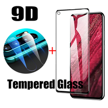 2 in 1 9D Glass For Huawei Honor 20 Back Lens Film Tempered Screen Protector Pro Protective