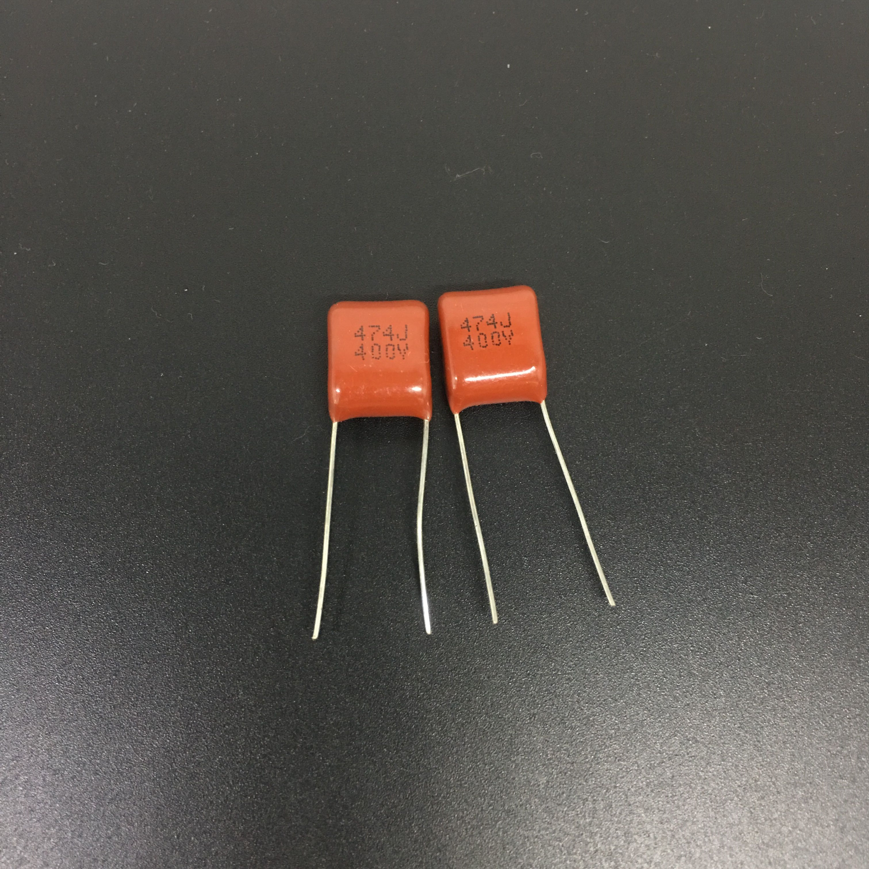 10pcs 400V 474 J 0.47uf 470nf 470000pf P10 CBB Metal Film Capacitor