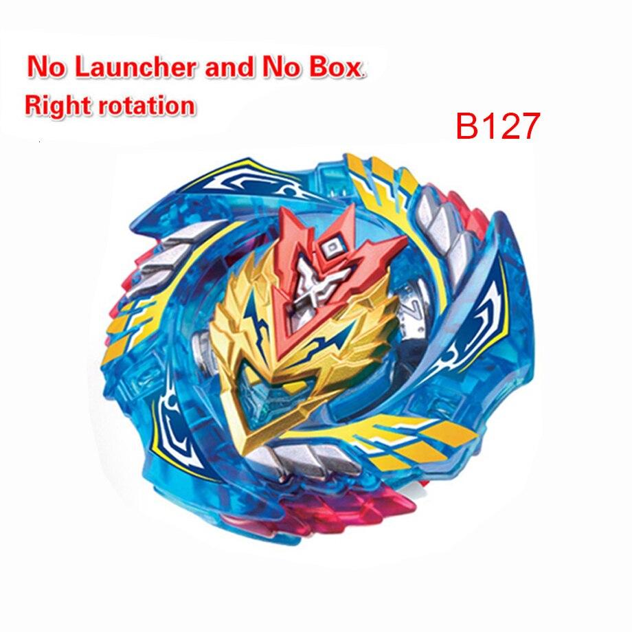 B-153 Beyblade burst стартер Bey Blade Лезвия Металл fusion bayblade с пусковой установкой высокая производительность battling top Blayblade - Цвет: B 127