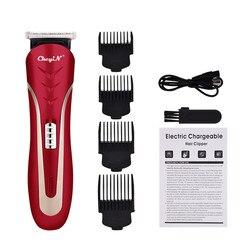 Elektryczna maszynka do strzyżenia włosów profesjonalna maszynka do strzyżenia włosów Razor Men elektryczny trymer do brody maszynka do golenia strzyżenie tondeuse cheveux