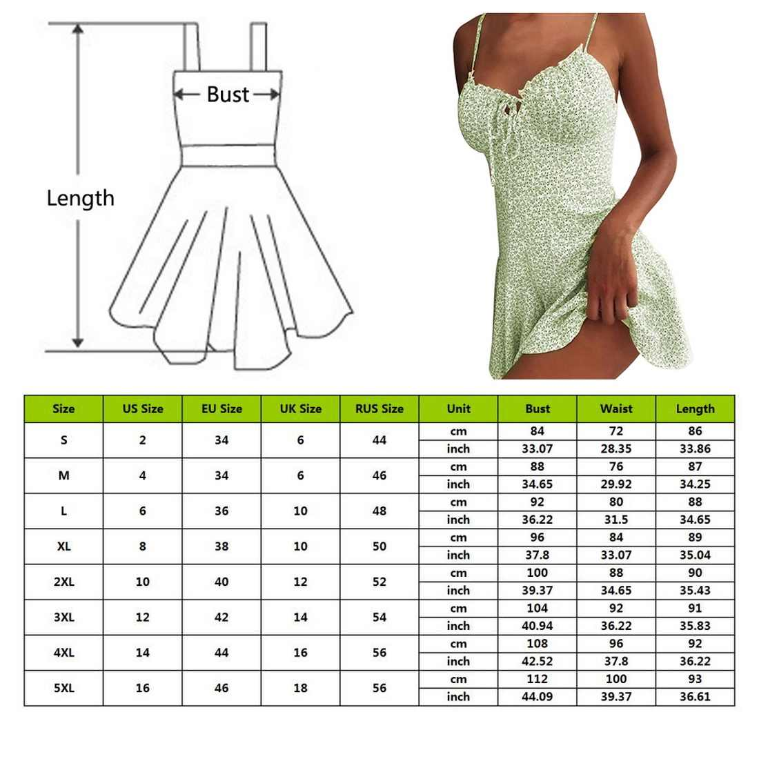 SHUJIN Frauen 2020 Sommer Print Mini Kleid Krawatte Vordere V Neck Partei Kleid Ärmel Spaghetti Strap Floral Vestidos