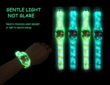 New Cartoon Children Watches Cute Rubber Luminous Girl LED Watch Kids Student Electronic wrist Child Clock Reloj Infantil Saati цена 2017