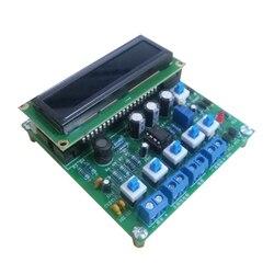 Medidor de Indutância capacitância Medidor Com Base em 51 Único Chip de Produção Eletrônica DIY KIT kit de Medição do Medidor de Freqüência