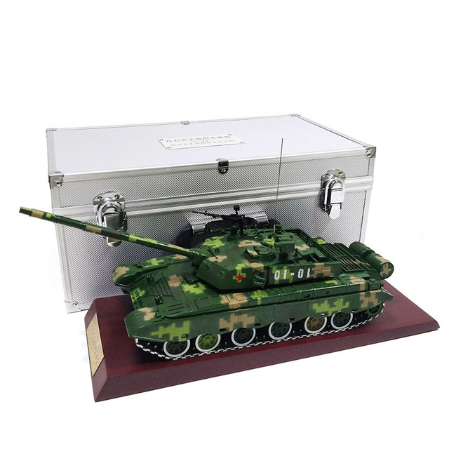 1:26 Alloy 99 Main Battle Tank Model New Ninety-nine Modified Military Vehicles Model Tracked Tank Collection Toys for Children