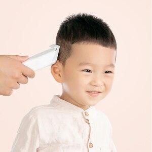 Image 5 - Enchen電気ヘアトリマークリッパーusbヘアカッター高速充電男性トリマークリッパー理髪店家庭