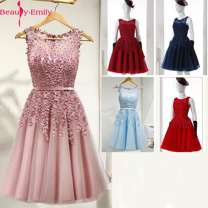 New Elegant White Bridesmaid 2020 For Girl Dresses Beads Zipper Sleeveless Wedding Party Robe Demoiselle D'honneur Pour Femmal
