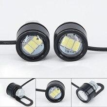 2 шт. прожектор светодиодный мотоцикл фары дневного света вождения противотуманных фар