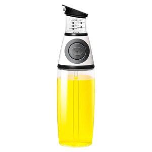 Image 4 - AMINNO Dispensador de aceite de oliva y conjunto de pulverización de bomba Spray de alimentos Botella de vidrio saludable Rociador de barbacoa Bomba de acción Acción señor de alimentos