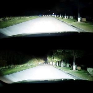 Image 5 - عدسة تلقائية 2.5 بوصة ثنائية زينون HID عالمية لـ GTl H4 H7 ، جهاز عرض للمصباح الأمامي للسيارة ، عدسة 9005 9006 H11 H8 HB3 ، ترقية