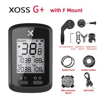XOSS GPS Cycling Computer G Wireless  Speedometer Bluetooth Cycle Tracker Waterproof Road Bike MTB Bicycle Odometer 10