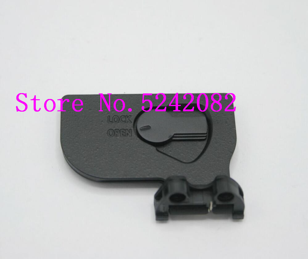 NEW Original GH5 GH5S Battery cover Door Lid For Panasonic DC-GH5 GH5S Camera Replacement Unit Repair Part