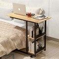 M8 домашний письменный простой настольный компьютерный стол ноутбук компьютерный стол кровать обучение с бытовой складной мобильный прикр...