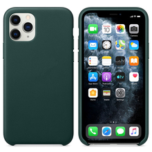 For iPhone 11 PU Leather Phone Case iPhone 11 Pro Original Office Back Case Slim Protective Case Cover for iPhone 11 Pro Max kalaideng england series protective pu leather case for iphone 6 reddish brown