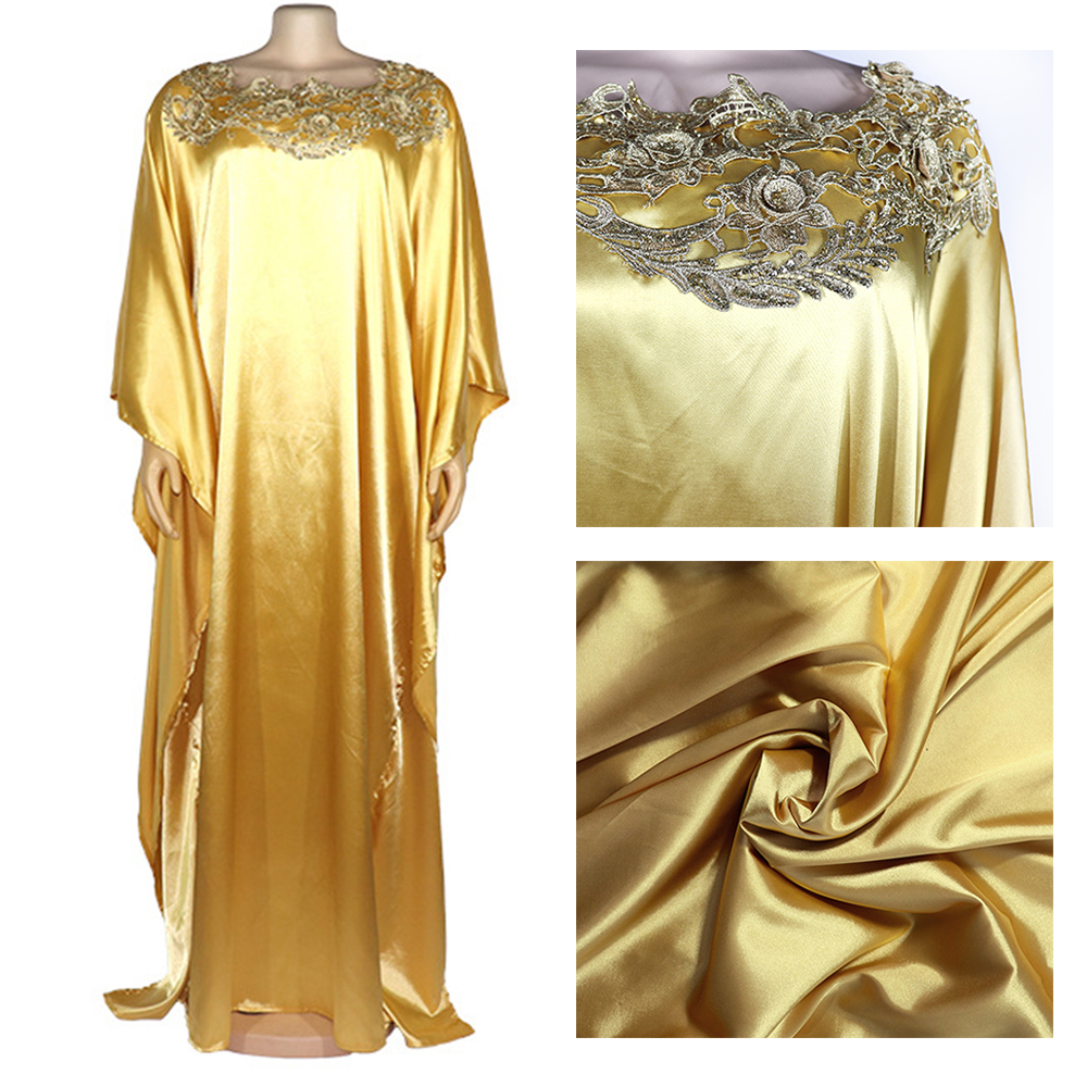 2020 New Summer Dress Muslim Long Abaya Ramadan Islamic Clothing Robes Turkish Dubai Abaya Bangladesh Kaftan Flowers Dress