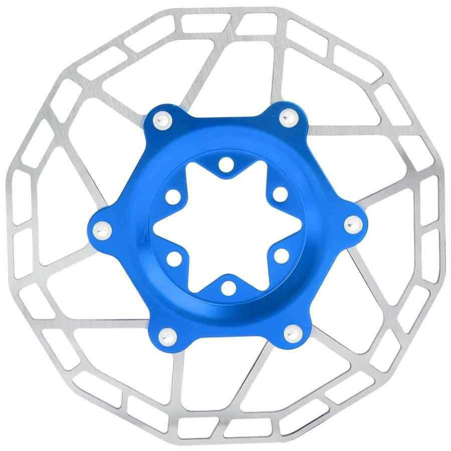 Alliage d'aluminium frein vélo de route extérieur 160mm flottant disque frein Rotor pour vélo de route vélo de montagne disque Rotor couverture accessoire