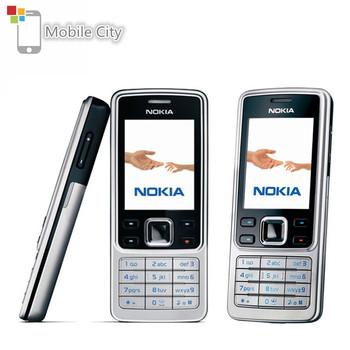 Unlocked Nokia 6300 klasyczny telefon komórkowy FM MP3 wsparcie angielski i arabski i rosyjski klawiatura odnowione telefony komórkowe tanie i dobre opinie Odpinany ≤ 512MB inny CN (pochodzenie) Odnowiony Dumbphone system operacyjny NONE Brak wsparcia english French Spanish