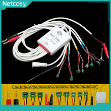 Netcosy Battery Activation Board Test Cable For iphoneX  8 8P 7 6s 6p 6 5s 5g 4s 4 All in one Professional Power Supply Current