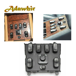 Image 2 - New Power Window Switch 1638206610 for mercedes ml w163 ml320 1998 2002 1998 1999 A 1638206610 A1638206610