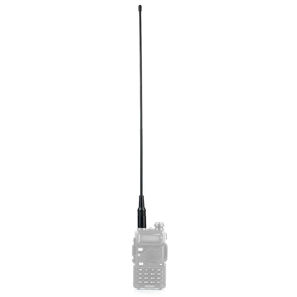 New Retevis RT-771 VHF/UHF 144/430 MHz Antenna SMA-F For Retevis H-777/RT-5R/RT-B6/RT-5RV/RT5/BAOFENG/WOUXUN/TYT/BFDX